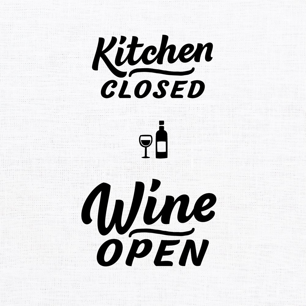 Image of kitchen closed