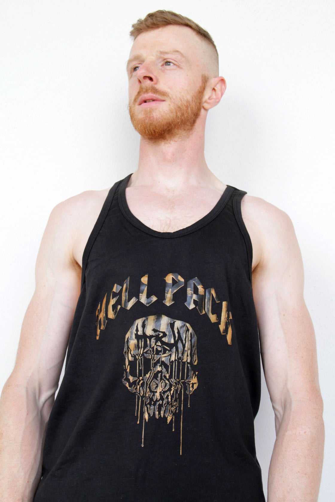Image of HRW Skull Muscle Vest