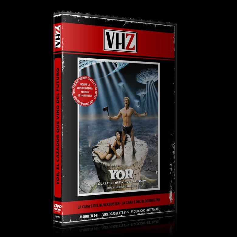 Image of Yor, el Cazador que Vino del Futuro (Edición 2 DVD)
