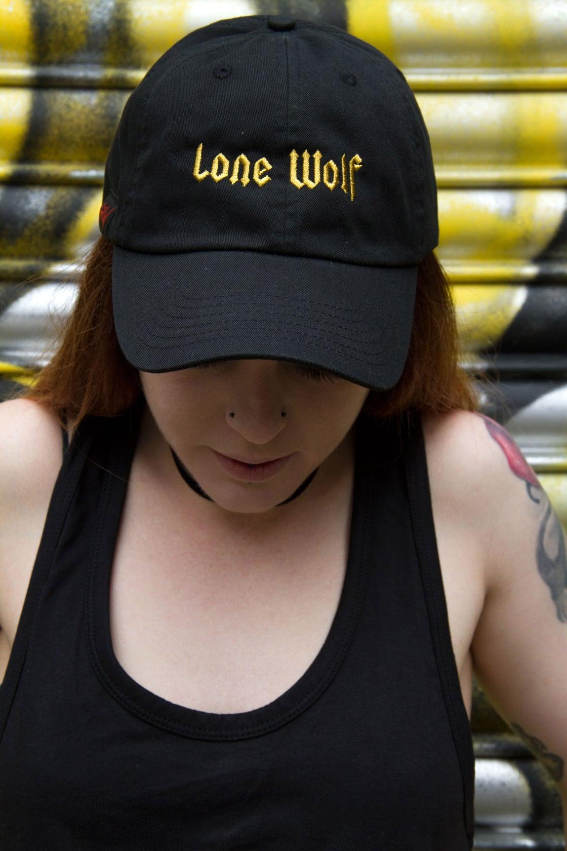 Image of Lone Wolf Baseball Cap