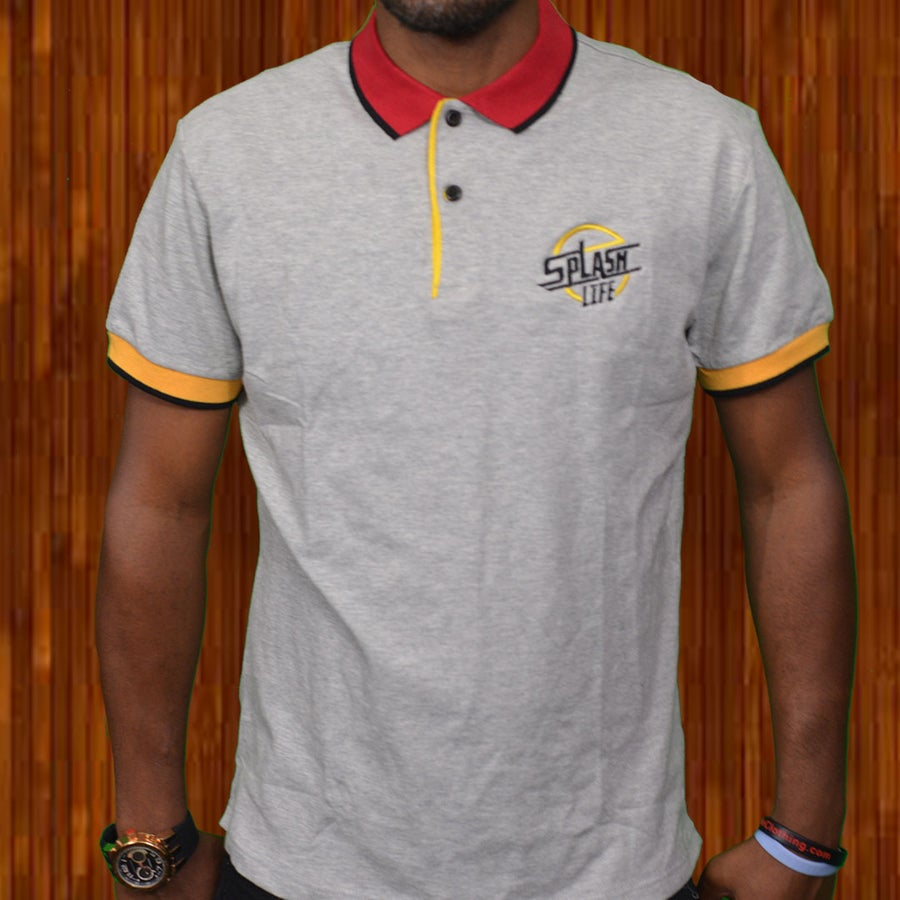 Image of Grey Polo