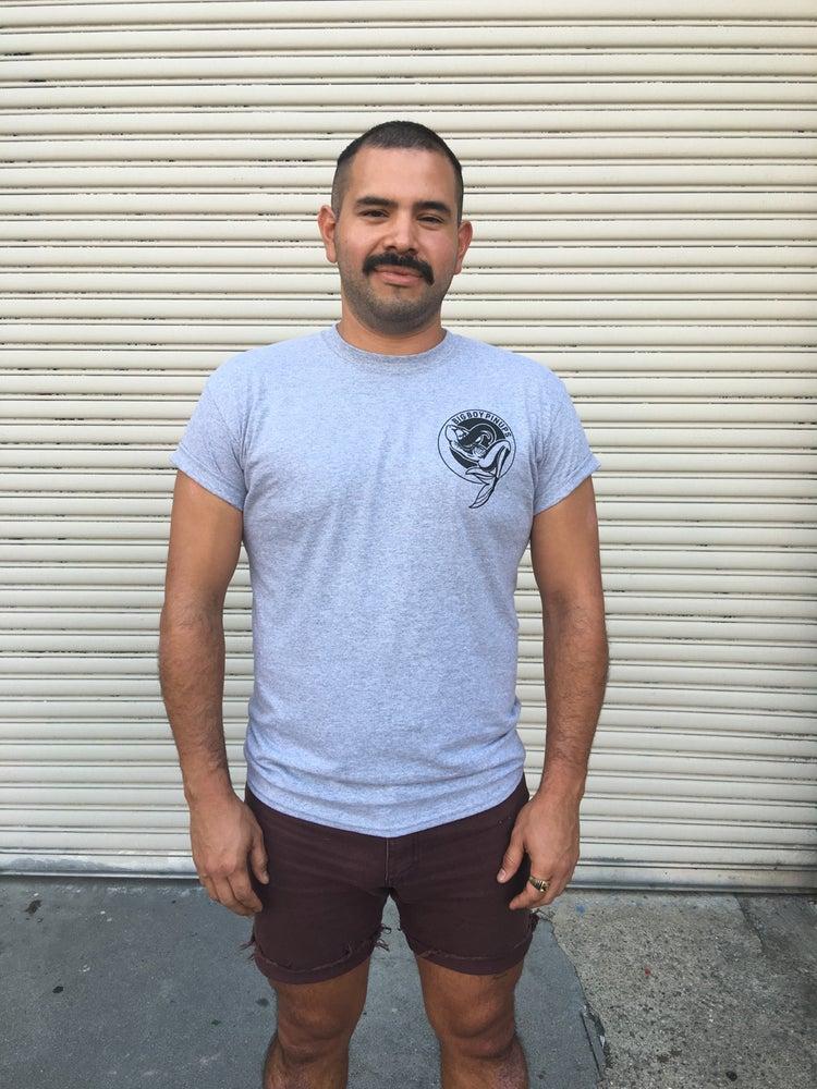 Image of Merman T shirt.