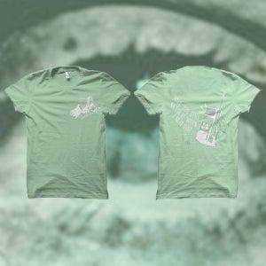 Image of PRE-ORDER: Everyone Leaves T-Shirt- Walkie Talkie