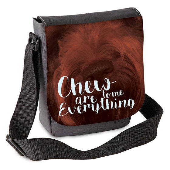 Image of 'Chew to Me are Everything II' Mini Shoulder Bag
