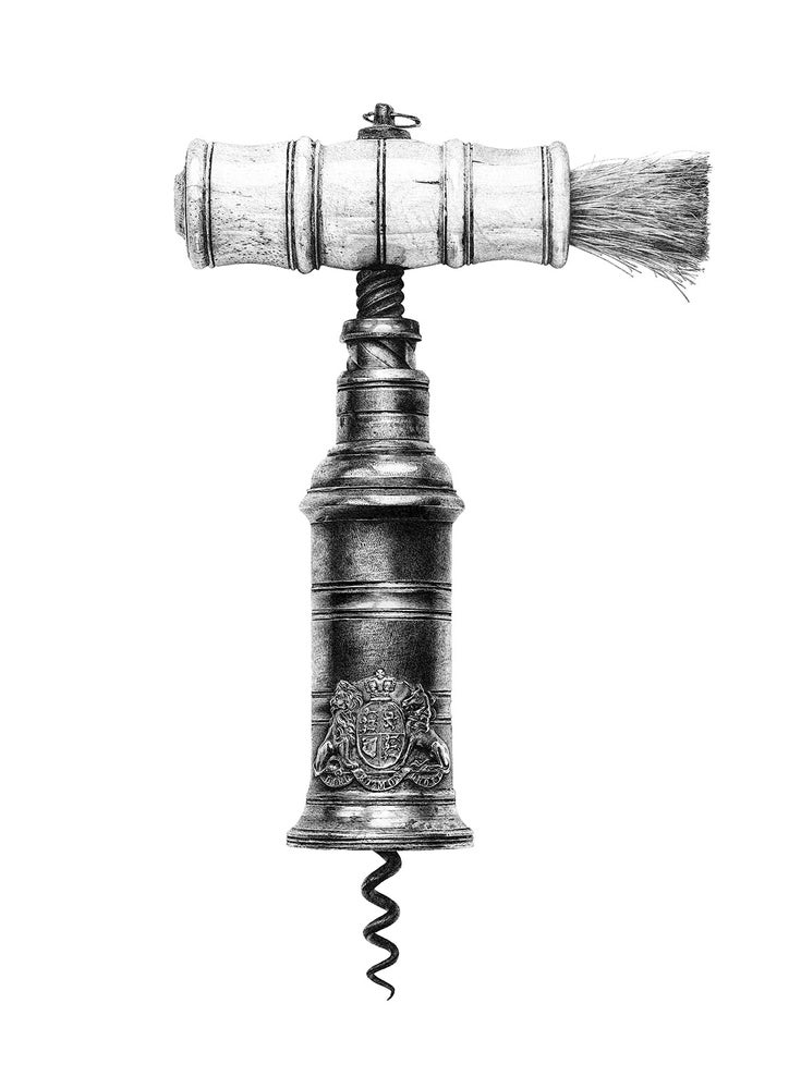 Image of Thomason Corkscrew - Limited Edition Prints. From