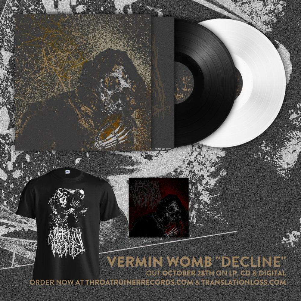 Image of Vermin Womb - Decline LP