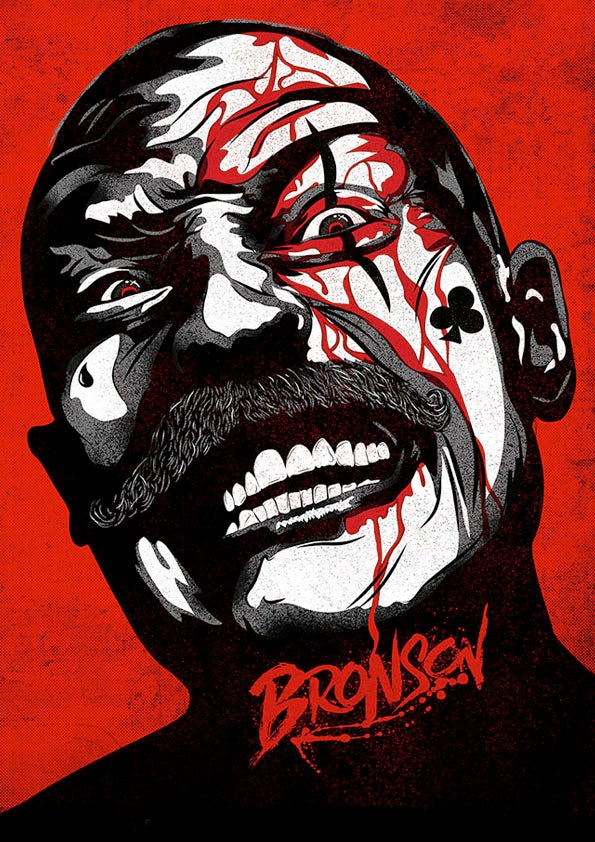 Image of Bronson | Limited Edition Signed Art Print