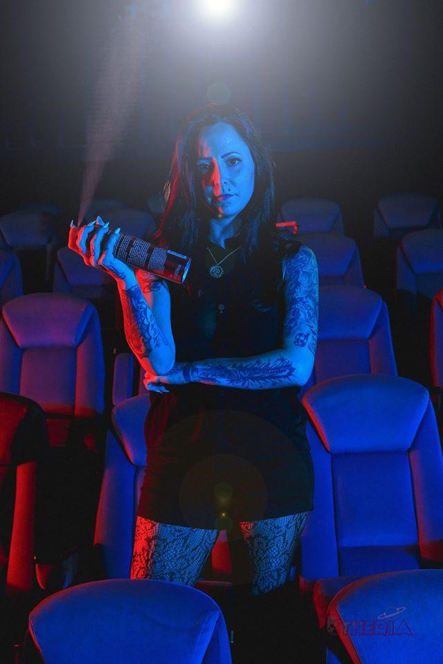 Image of Etheria Film Night Print (8x10)