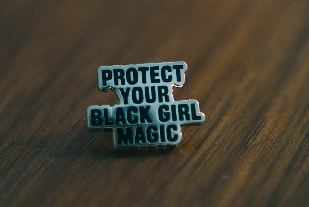 Image of Protect your BLACK GIRL MAGIC