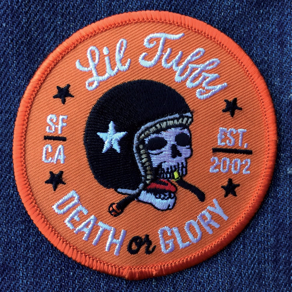 "Image of Lil Tuffy ""Death or Glory"" Patch"