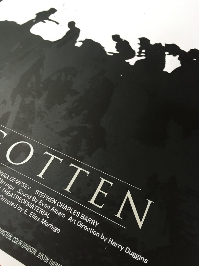 Image of Begotten poster