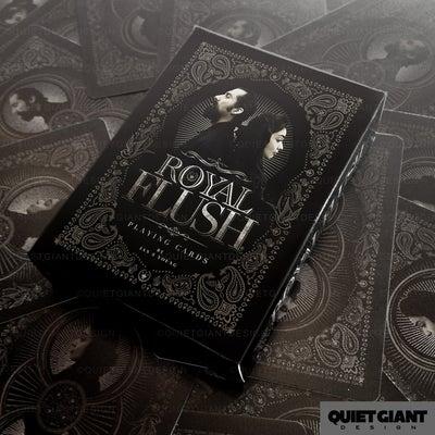 Image of ROYAL FLUSH Playing Cards
