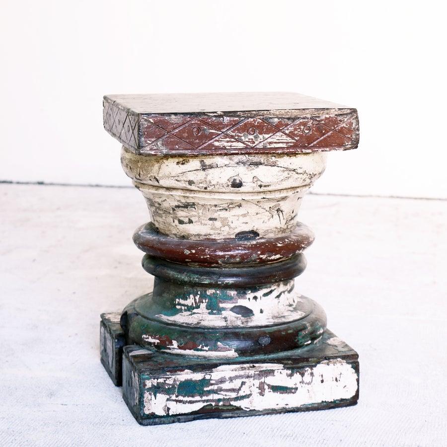 Image of Boheme Indian Pillar Stool
