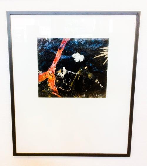 """Image of Ikaros / """"...ett spår"""""""