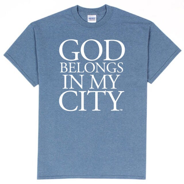 Godbelongsinmycity t shirts for Big cartel t shirts