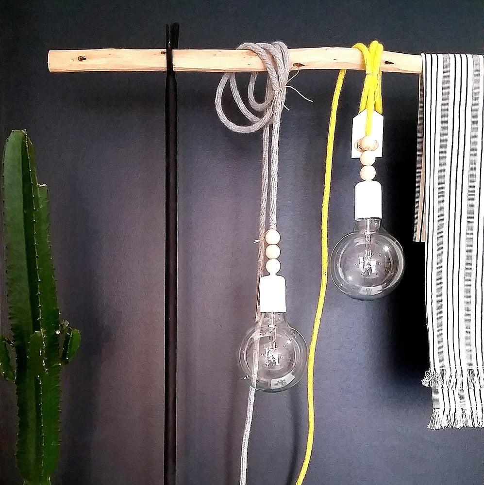 Image of Baladeuse en laine recyclée
