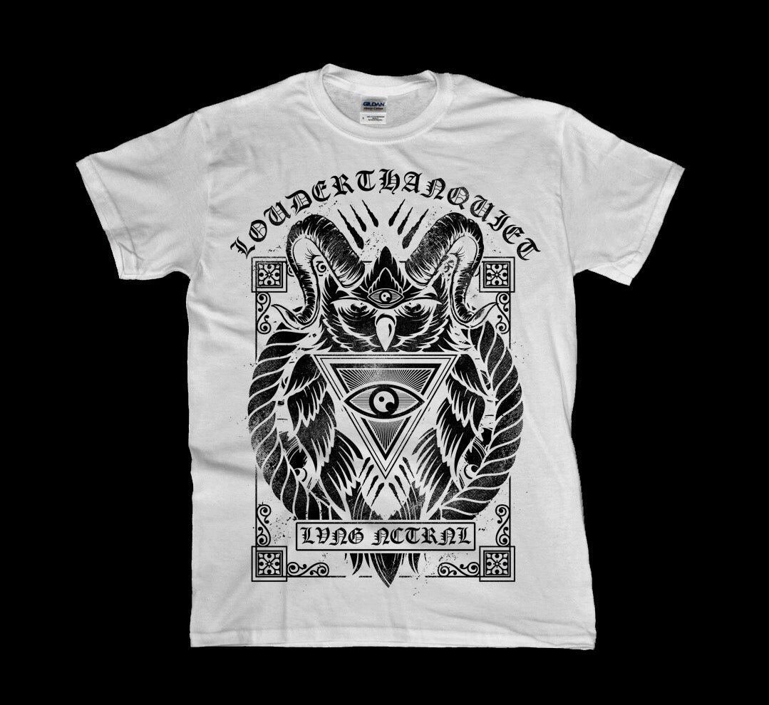 Image of Horny Owl (white) LIMITED