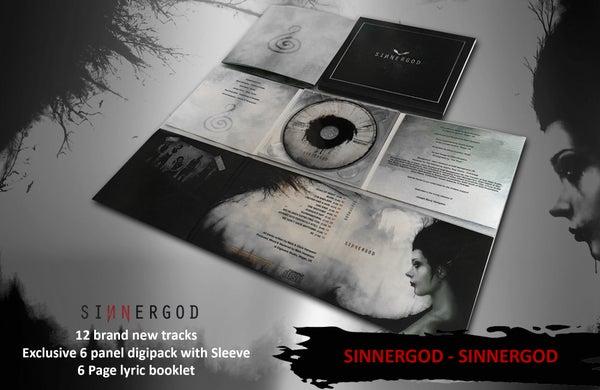 Image of SINNERGOD - SINNERGOD