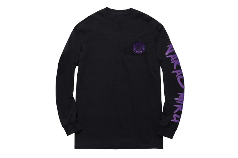Image of Amethyst L/S Shirt