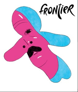 Image of Frontier #13: Richie Pope