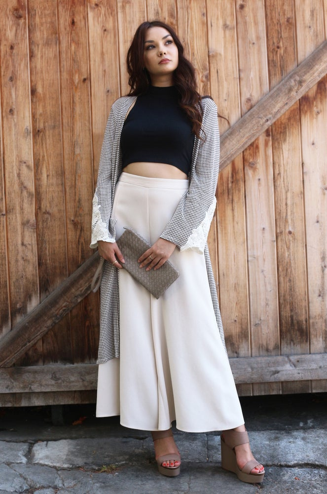 Image of The Bella Duster Cardigan