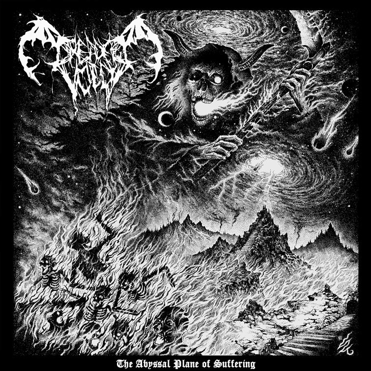 """Image of Dreaded Void - """"The Abyssal Plane of Suffering"""" CD"""