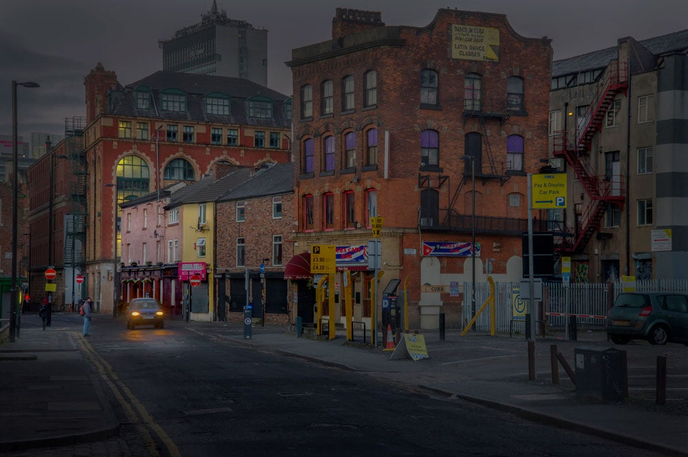Image of PORT STREET, MANCHESTER