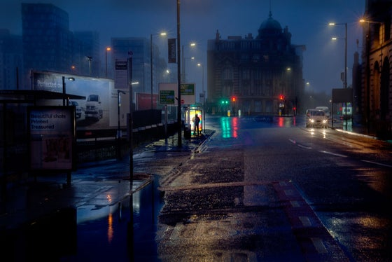 Image of CORPORATION STREET, MANCHESTER