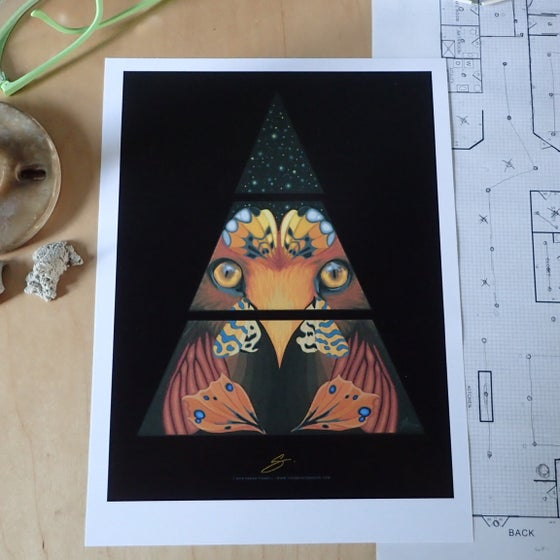 Image of 'Fragile Tears' - Print