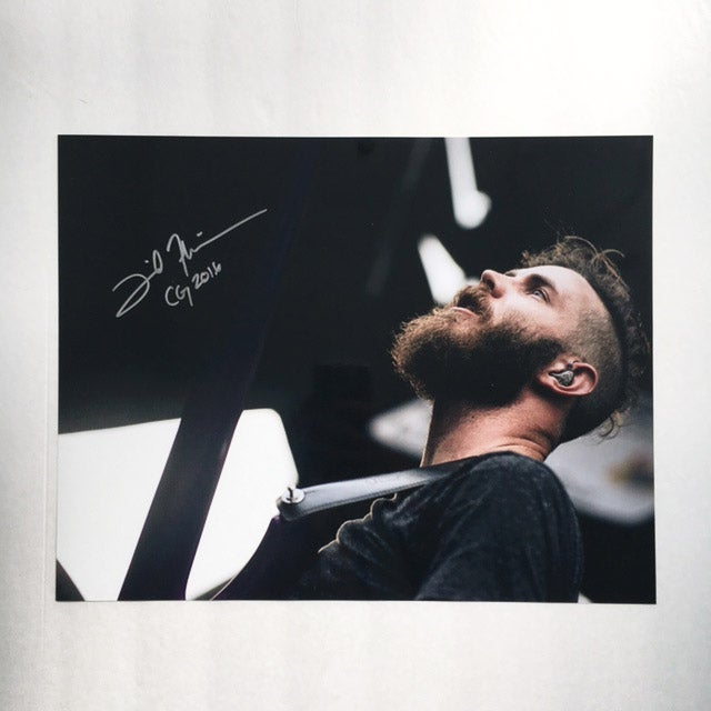 Image of Signed 11x14 DAVID FLINN Print