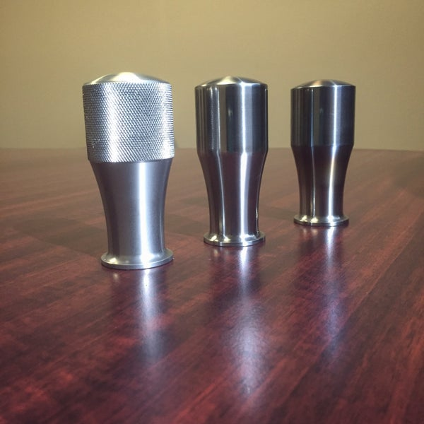 Image of RT1 Stainless Steel Shift Knob