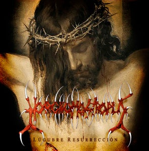 "Image of HORGKOMOSTROPUS ""Lugubre Resurrecction +..."" CD"