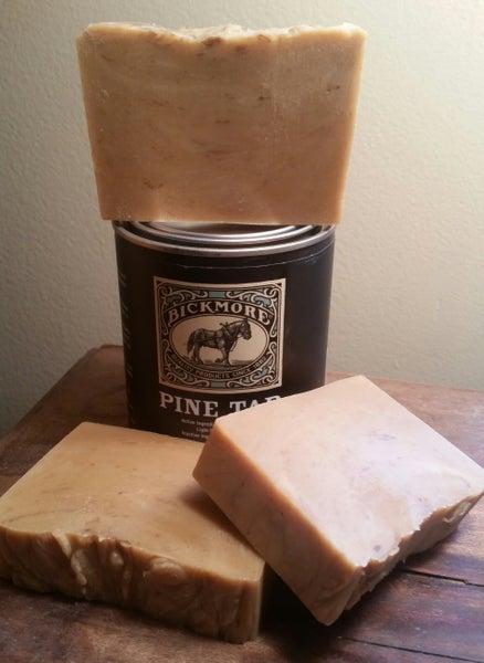 Image of Pine Tar Soap