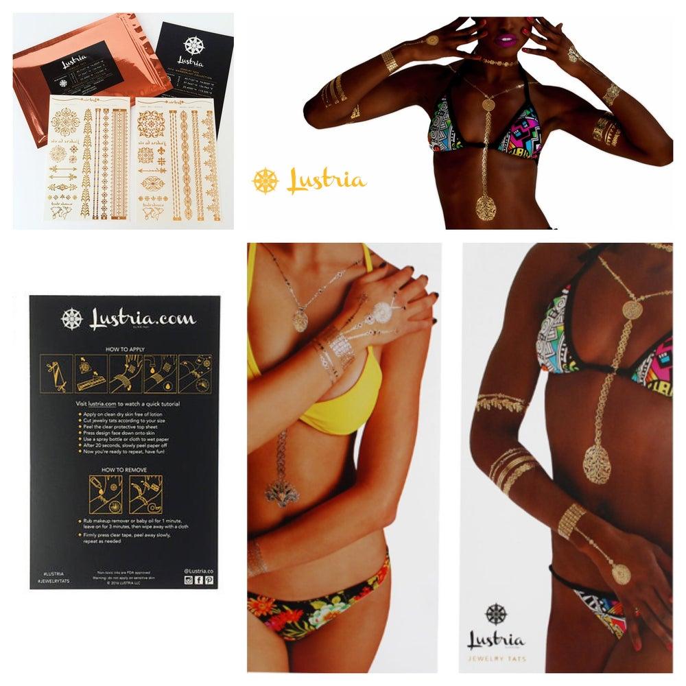 Image of Lustria Jewelry Tats