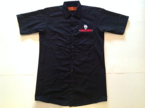 Image of Mechanic's shirt
