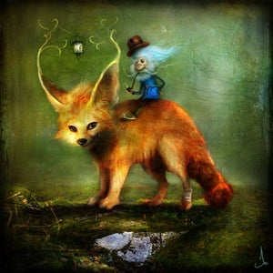 """Bartholome and Fen"" - Alexander Jansson Shop"