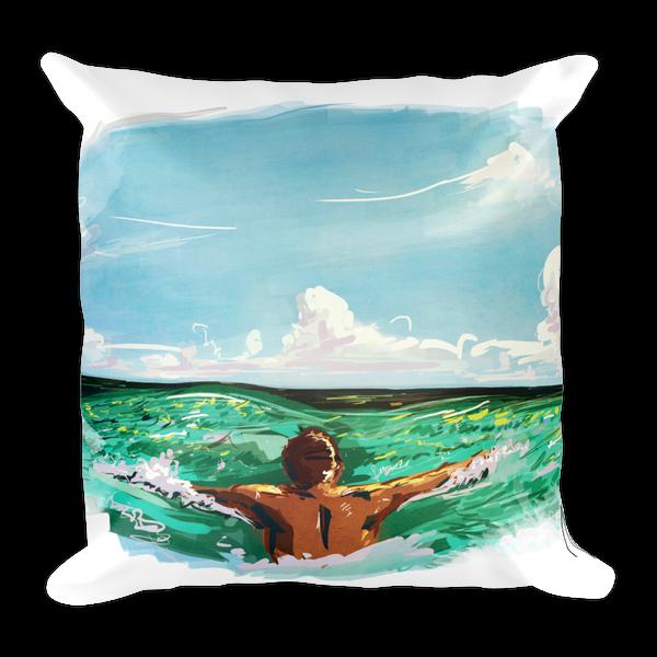 Image of Go Swim Pillow