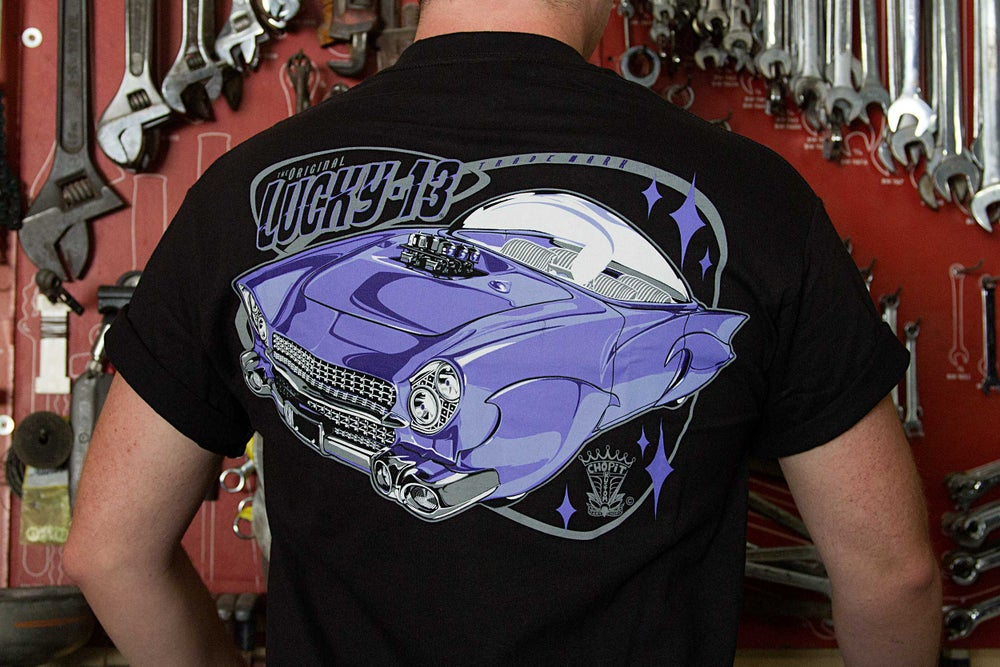 Image of Beatnik Bubbletop shirt