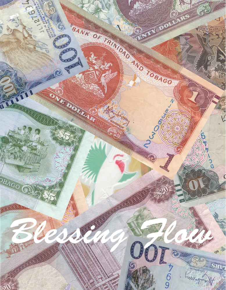 Image of blessing flow