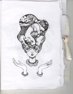 Image of Grotesque Book Zine