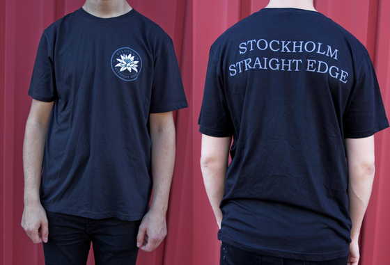 Image of Stockholm Straight Edge T-Shirt
