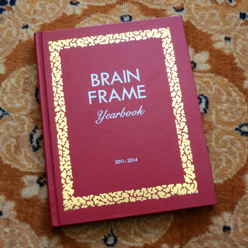 Image of Brain Frame Yearbook