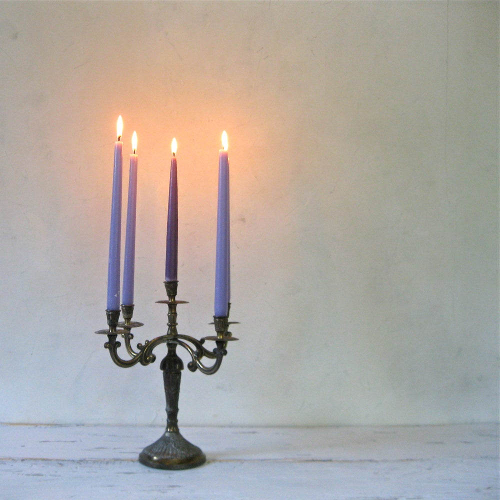 Image of Ornate Moveable Candelabra
