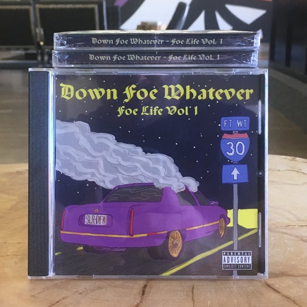Image of Down Foe Whatever - Foe Life Vol 1