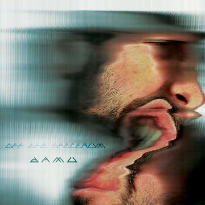 "Image of Damu ""Off the Spectrum"" - ltd green cassette + digi"