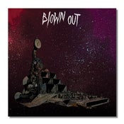 Image of BLOWN OUT 'New Cruiser' Space Black Vinyl LP
