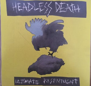 """Image of HEADLESS DEATH """"Ultimate Resentment"""""""