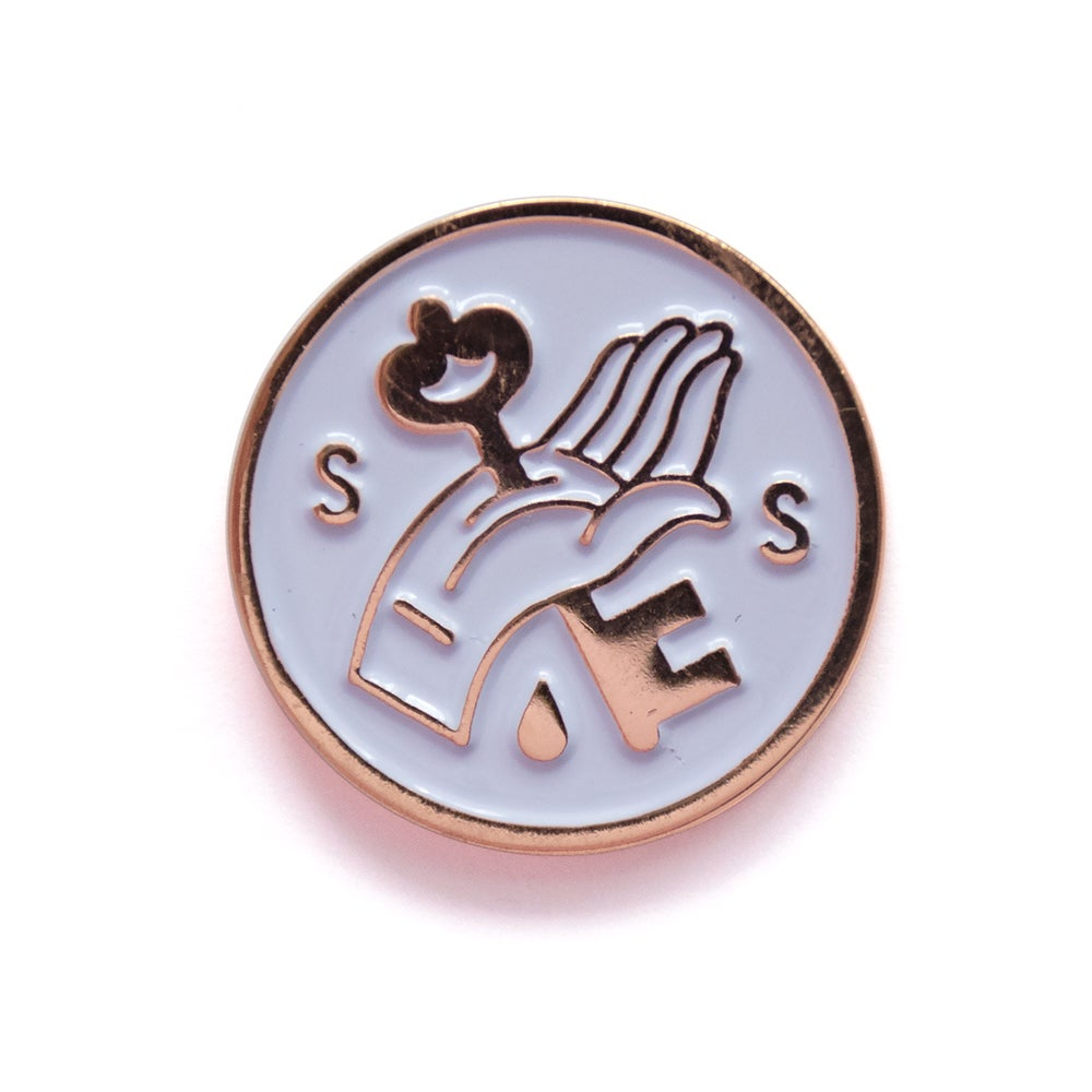 Image of Soul Saver Pin