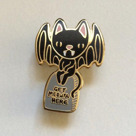 Image of Get Meowta Here
