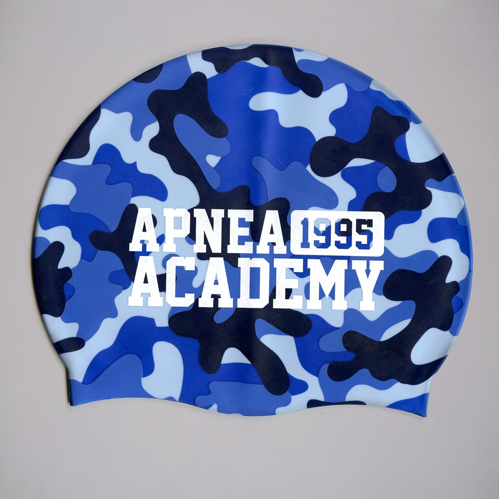 Image of Camo Swim CAP